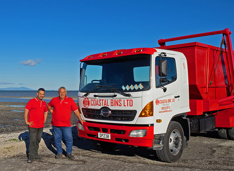 Coastal Bins Team